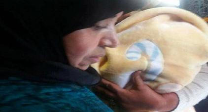 زوج السيدة التي وضعت مولودها في القطار يفجر فضيحة عن المستشفى الحسني بالناظور