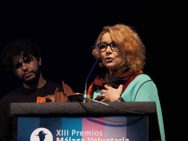 مغربية تتوج بإسبانيا بالجائزة السنوية التي تمنحها بلدية مالقا