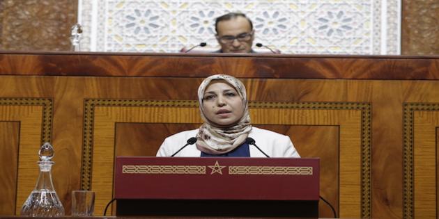 البرلمانية أمال عربوش تسائل الخلفي بالبرلمان عن مصير مجتازي مباريات الجماعات المحلية لجهة الشرق والأخير يتهرّب من الجواب