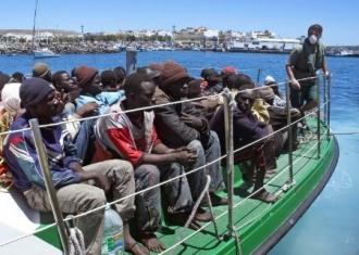 إيقاف 59 مرشحا للهجرة السرية بسواحل الحسيمة