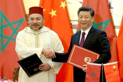 """انضمام المغرب لمبادرة """"الحزام والطريق"""" لبنة جديدة في تعزيز التعاون المغربي الصيني"""