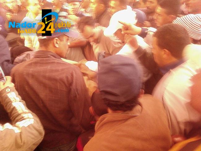 وزارة الداخلية تحمّل جمعية مسجد الأمل مسؤولية انهيار القبّة