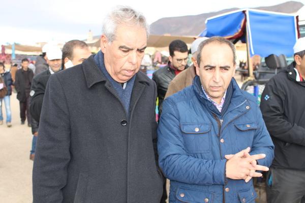 مناضلو حزب الإستقلال ببني انصارهل هم عازمون للتصويت على محمد الطيبي في الانتخابات التشريعية الجزئية 