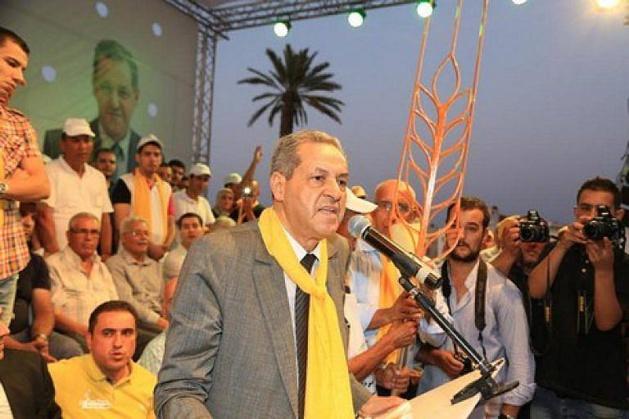 امحند العنصر يترأس الثلاثاء بساحة الشبيبة بالناظور مهرجانا شعبيا لدعم سعيد الرحموني