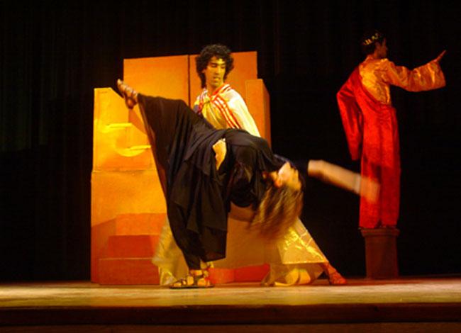 مسرح الشباب يستمر في تحويل المسرح.. إلى مصرخ