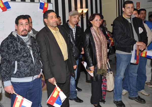 بوجيدة، إينياسيو، وآخرون.. يثمنون التعاون المغربي الأوروبي
