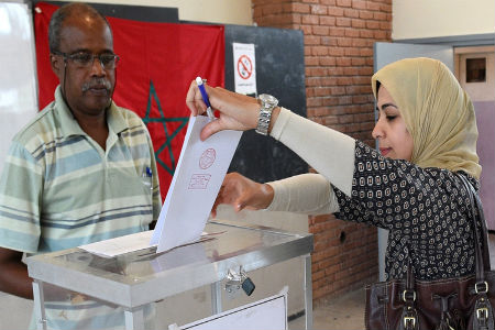 'البام' و الإتحاد الإشتراكي يتصدران الانتخابات الجزئية بجرسيف