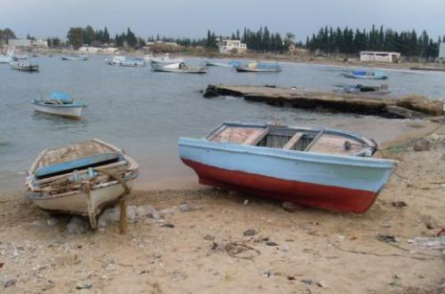 غرق بحار في عرض سواحل الحسيمة