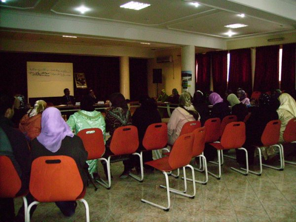 جمعية التضامن الأسري بالحسيمة تحتفي بالمرأة