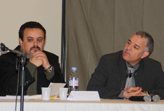المنتدى الثقافي الأمازيغي ببروكسيل والغازات السامة