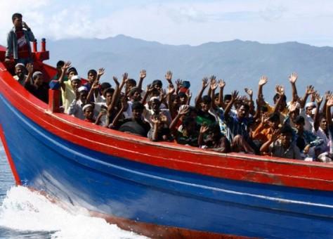 منهم ناظوريون...1104 شخص حاولوا الهجرة من المغرب إلى أوروبا شهر يناير