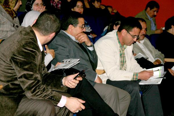 """إفتتاح المهرجان المتوسطي لمسرح الطفل تحت شعار """" المغرب جدير بأطفاله""""."""