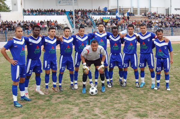 شباب الريف سيلعب خارج ملعب ميمون العرصي لمباراتين