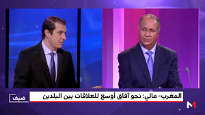محمد بنحمو يبرز أهمية تطور العلاقات بين المغرب ومالي