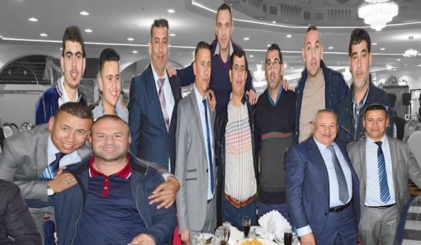 """بالصور:في حفل بهيج...شخصيات سياسية و جمعوية تشارك عائلة رئيس نهضة سلوان """"كريم الركراكي"""" الفرحة بمولودهم """"محمد امين"""""""