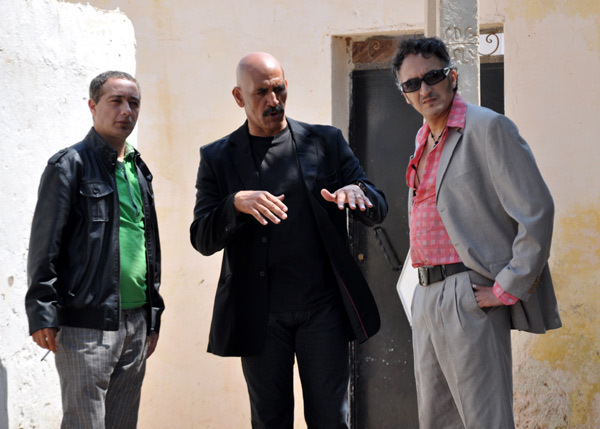 ابتعدوا إنهم قادمون ... عنوان أضخم مسلسل مغربي يصور بالريف الشرقي