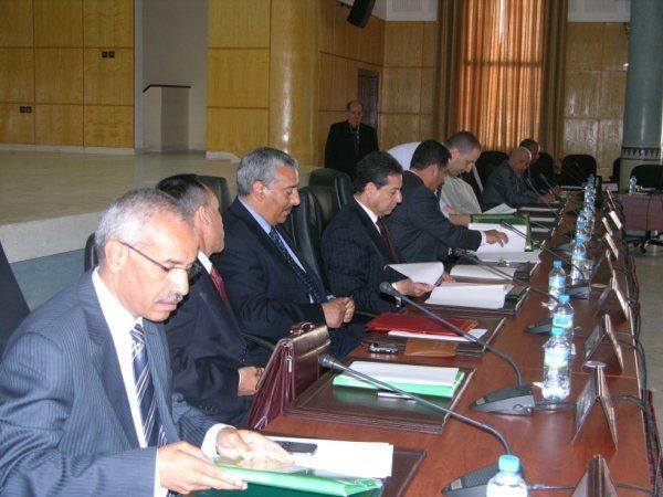 مجلس جهة تازة الحسيمة تاونات كرسيف يعقد دورته العادية ويصادق على مجموعة من اتفاقيات شراكة والتعاون