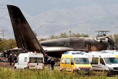 """حادث تحطم الطائرة العسكرية """"إليوشي"""" يكشف ضلوع الجزائر في دعم ومساندة البوليساريو"""