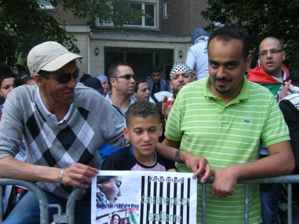 الجالية المغربية ببلجيكا تندد بالعدوان الاسرائيلي الغاشم على سفينة الحرية