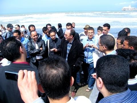 """الملتقى السياحي الثاني بالحسيمة تحت شعار : """"المنتوج المحلي والتنمية السياحية الجهوية المستدامة"""""""