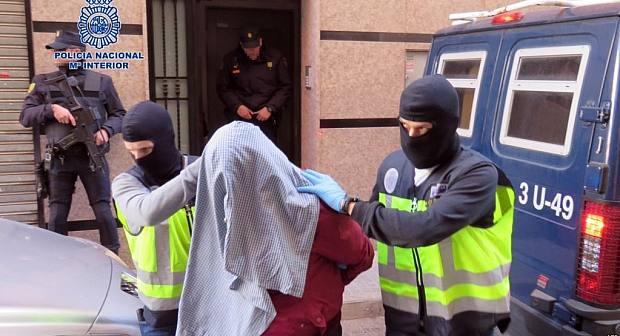 اعتقال مغربي باسبانيا بعد حجز 541 كلغ من الكوكايين