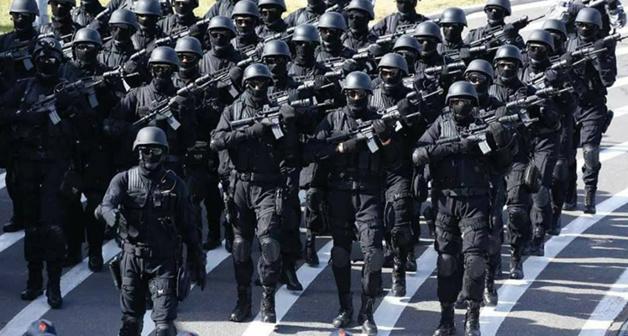 فرق متخصصة للدرك الملكي تبدأ في عمليات تمشيط في الصحراء