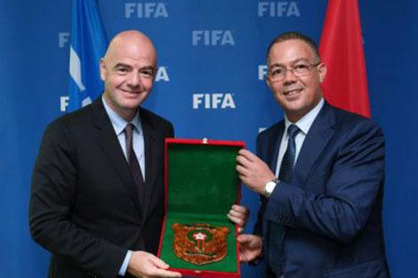 عضو في الفيفا: يجب أن يصل ملف المغرب إلى مرحلة التصويت