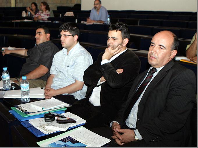 مشاركة مكتب الجهة الشرقية في المؤتمر الدراسي للنقابة الوطنية للصحافة المغربية  18-19 يونيو بالرباط