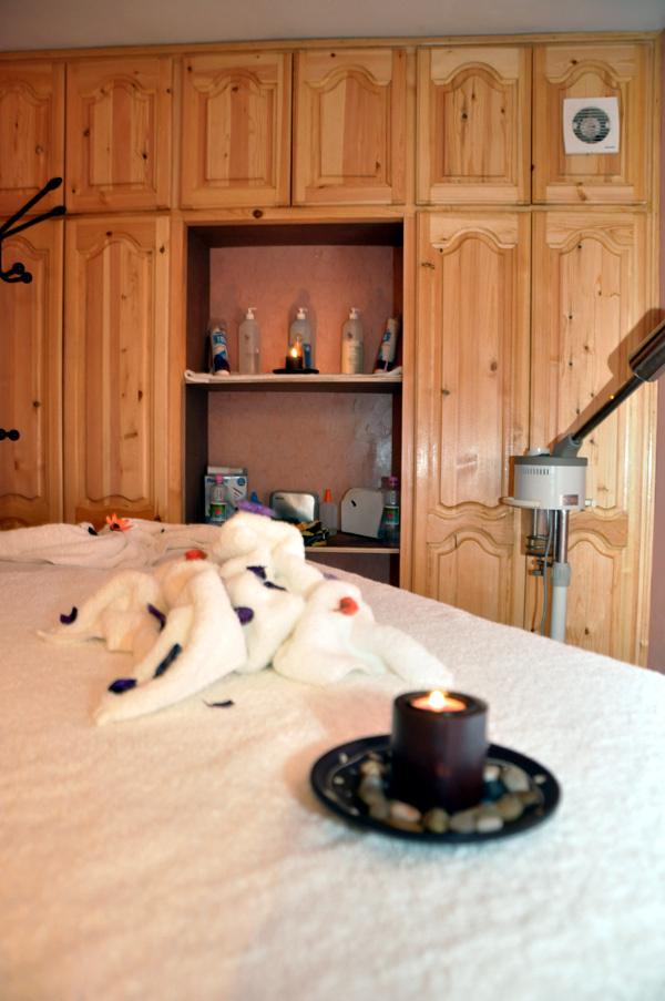 Publicité Sauna Hotel - Ryad