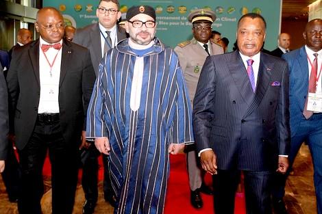 رشيدة داتي: جلالة الملك أكد مرة أخرى مدى قيادته المتبصرة والمفعمة بالأمل لأفريقيا