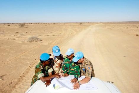 الصحراء المغربية: فرنسا تشيد بقرار مجلس الأمن