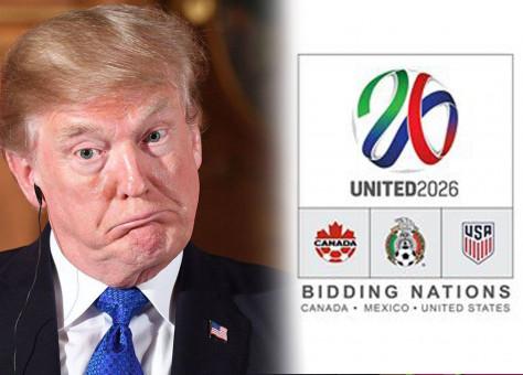 """ترامب يتحدى """"الفيفا"""" ويهدد الدول التي لن تدعم ملف """"أمريكا 2026 """"من جديد"""