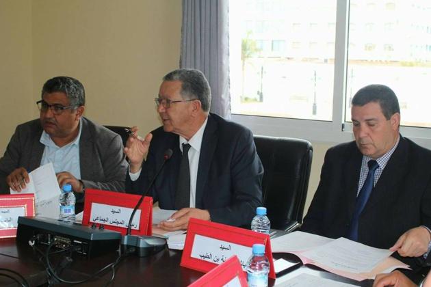 بالصور: المجلس البلدي لبن طيب  يصادق على جدول أعمال دورة ماي بالإجماع