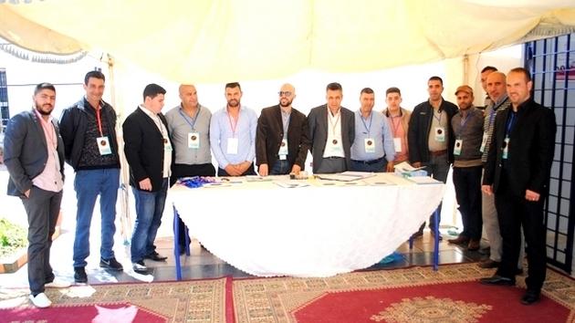 مموني الحفلات بالجهة الشرقية يؤسسون إطارھم الجمعوي بقيادة السيد عمر أبركان
