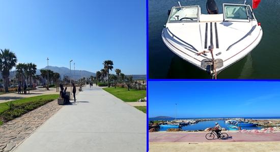 مع اقتراب فصل الصيف...كورنيش الناظور رحلة جديدة للسياحة والترفيه بمقومات فريدة