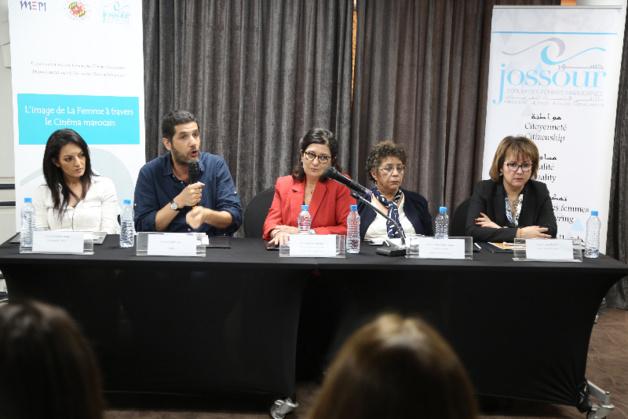 جمعية جسور ملتقى النساء المغربيات والمخرج نبيل عيوش يبحثان سبل تحسين صورة المرأة في السينما