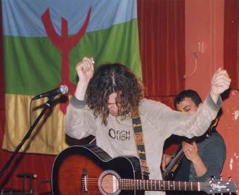 نجم الأغنية الأمازيغية يسطع في سماء إفران في خامس سهرات مهرجان تورتيت الدولي