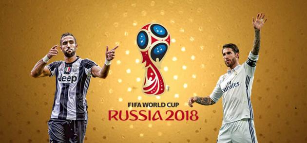 Sky Sport سكاي سبةورت العالمية تختار أفضل 10 مدافعين في مونديال روسيا 2018