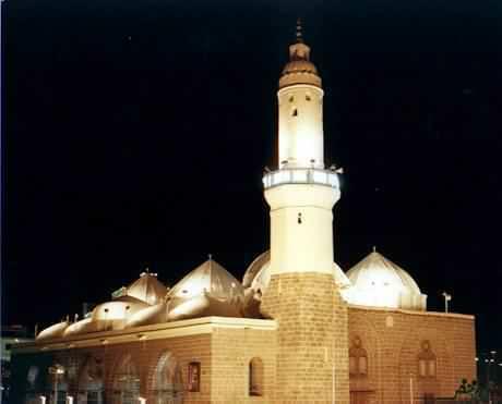 السلطات بوجدة تتواطؤ في سلب قطعة أرضية تابعة لمسجد