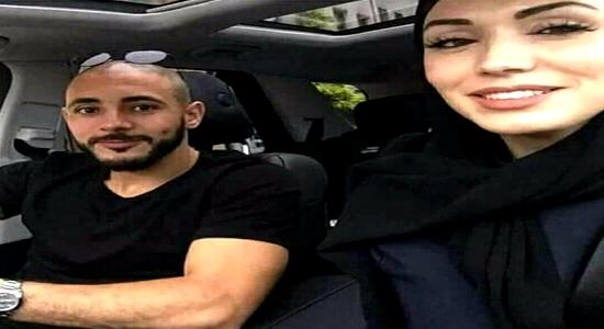 شاهدوا لأول مرة.. من تكون الريفية نوال زوجة الدولي المغربي نور الدين أمرابط