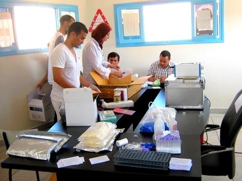 جمعية ثانوت بالحسيمة تنظم حملة للتبرع بالدم
