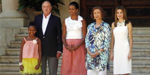 عطلة ميشيل أوباما تثير عضب السلطة الرابعة