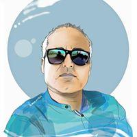 المخرج و الكاتب الروائي محمد بوزكو