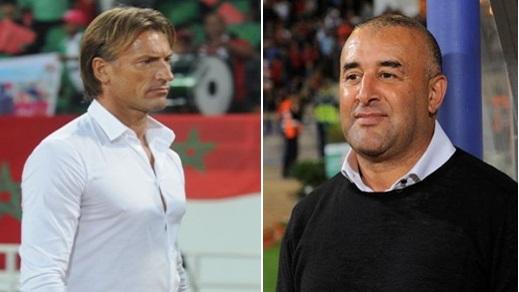 """الجزائري """"بنشيخة"""": على رونار إشراك الناظوري بوهدوز أمام البرتغال لأنه سينفجر ويقدم مباراة عمره"""