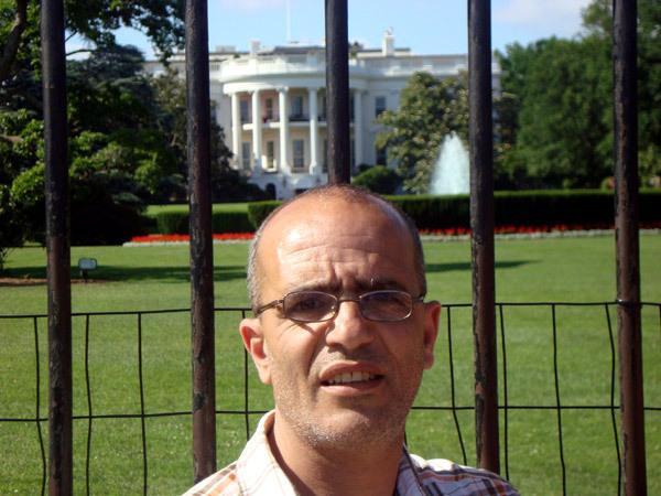 الوكالة الأمريكية للتنمية الدولية كرمت  الزميل محمد سعيد المجاهد بمسرح محمد الخامس بالرباط