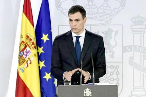 رئيس الحكومة الإسبانية يؤكد دور المغرب الاستراتيجي في مكافحة الهجرة السرية
