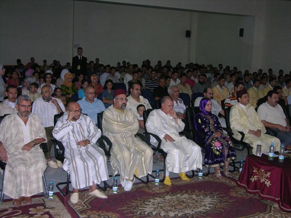 ملتقى الأجيال بإمزورن تختتم أنشطتها الرمضانية بحضور والي الجهة