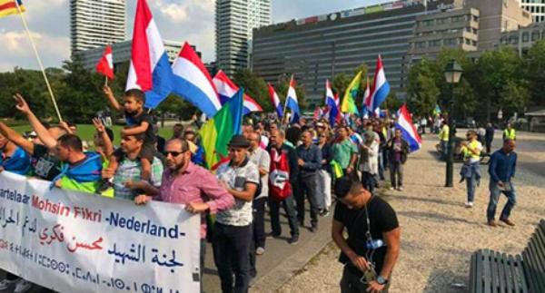 هولندا : لا ضمانات لمزدوجي الجنسية في حالة اعتقالهم في المغرب بسبب الحراك