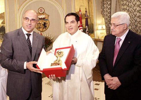 ابن الريف الدكتور إلياس بلكا يفوزبجائزة تونس العالمية للدراسات الاسلامية