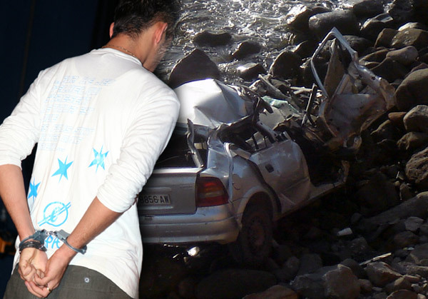 إلقاء القبض على متهمين باقتراف مجموعة من السرقات ليلا بمدينة الحسيمة